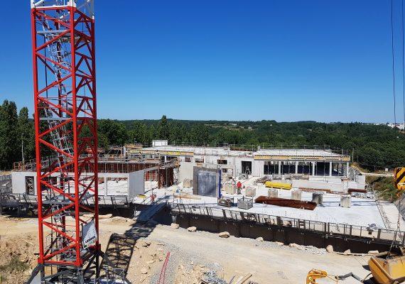 Le chantier de Metronomy