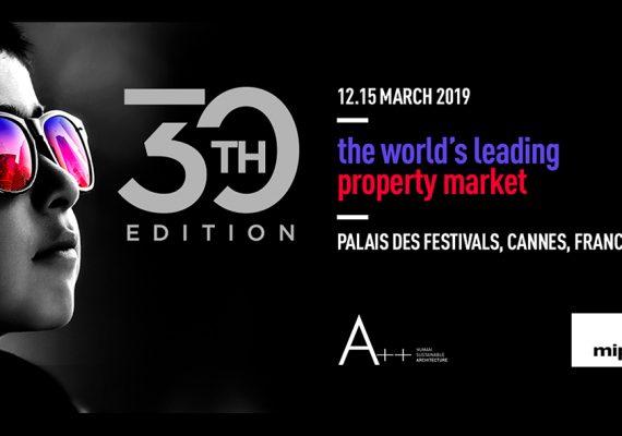 Tolefi Promotions sera présent au salon du MIPIM du 12 au 15 mars 2019