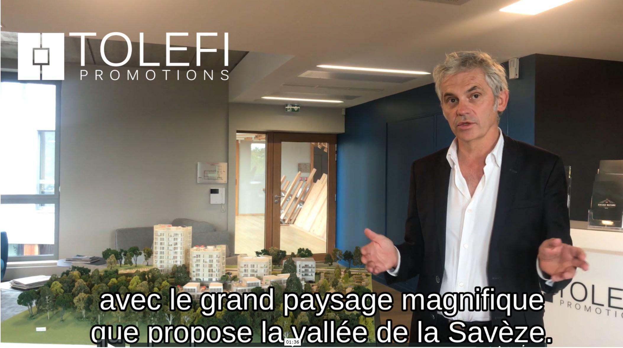 Interview – Architecte de Canopée Bagatelle par Tolefi Promotions
