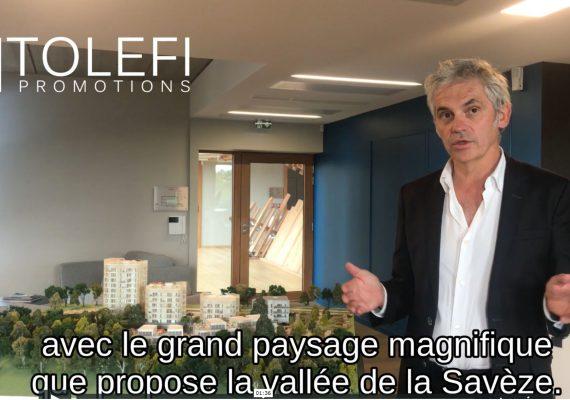 Interview de l'architecte du projet Canopée-Bagatelle