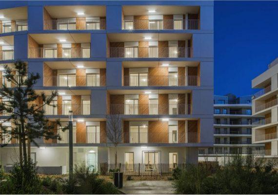 Livraison des 80 logements de Novallende1 – interview Magnum Architecte