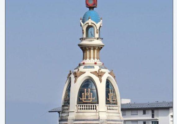 TOLEFI soutient la création d'une oeuvre artistique dans la Tour LU de Nantes