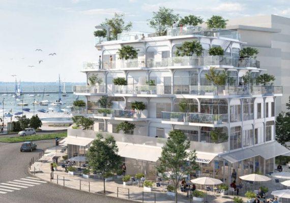 Concours d'architecture pour le front de mer de Pornichet