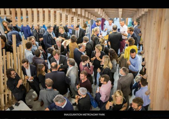 Metronomy 1: Inauguration de nos locaux en Septembre 2017