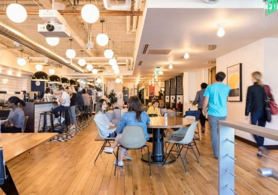 Les nouveaux espaces de travail : hybrides et collaboratifs