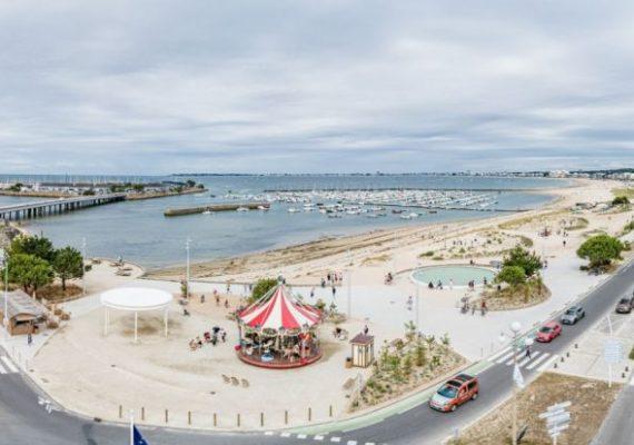 Concours sur le front de mer de Pornichet: Tolefi retenu au deuxième tour